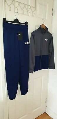 Nike Grey Tracksuit Age 1213 Years in