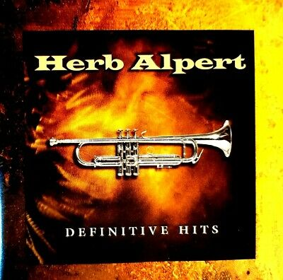 "Herb Alpert - ""Definitive Hits"" - ( CD - A&M Records )"