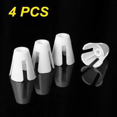 4pcs For Most Table Top Overlocker Sewing Machine Thread Spool Cone Holder Newly