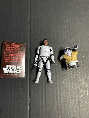 Star Wars The Force Awakens FINN (FN-2187) Armor Up- LOOSE- Complete-2015