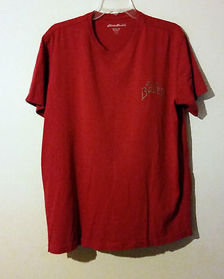 Eddie Bauer T-Shirt Adult Large