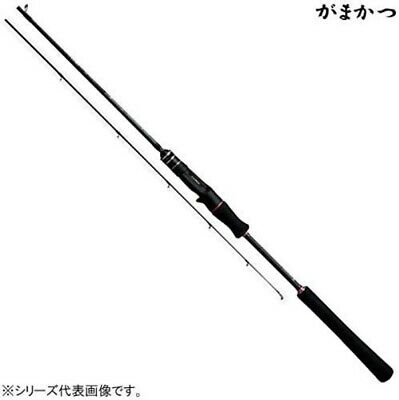 Gamakatsu Luxxe Ohgen Tai Rubber X B69UL-solid.R Bait Casting Rod From Japan