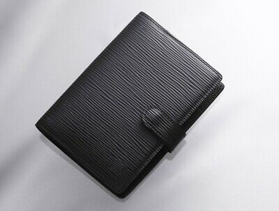 H7391M Authentic Louis Vuitton Epi Agenda Notebook Cover PM