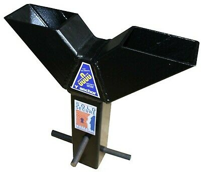 Motorcycle Security Ground Anchor Sold Secure Diamond App, Insurance Discounts!