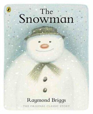 The Snowman by Raymond Briggs 9780723275534   Brand New   Free UK Shipping