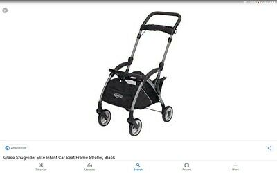 graco snugride click connect stroller Local Pickup Only