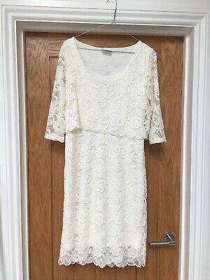 mamalicious nursing dress, Size S Ivory