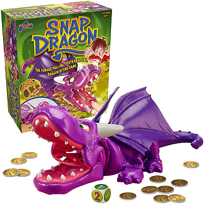 Drumond Park Snap Dragon Kids Action Board Game | Preschool Family Board Games |