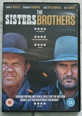 """""""The Sisters Brothers"""" With Bonus Features DVD"""