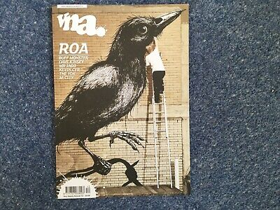 VNA Very Nearly Almost # 12 Roa | Buff Monster | Dave Kinsey | Mr. Jago, etc.