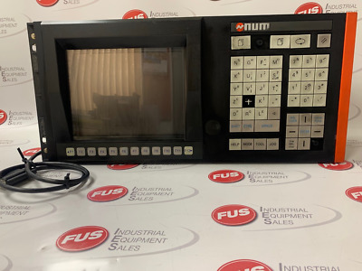 """NUM Operator Terminal 209206362 and 0209206209 SHA Pupitre CP20 LCD 8.4"""" LCD"""