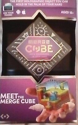 MERGE CUBE AR VR (Virtual Reality) Interactive Hologram Toy