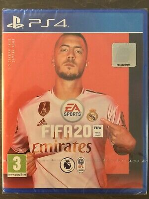 FIFA 20 PS4 - Brand New Unopened