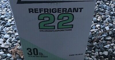 R22 Refrigerant 30lb. Sealed
