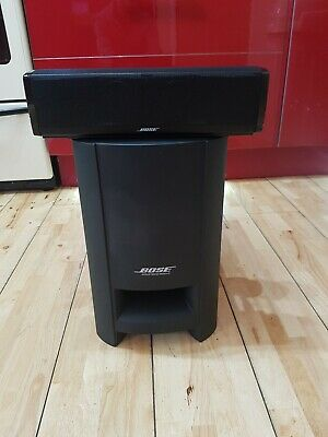 Bose cinemate 15/10 surround sound system