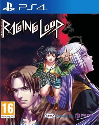 Raging Loop�D1 Edition Ps4 Game (Efigs)