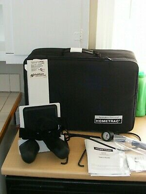 Saunders Hometrac Cervical Neck Traction Device W/Carry/Storage Case**Tested