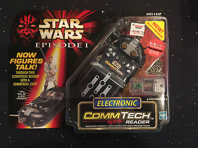 Hasbro Star Wars: Episode 1 Electronic CommTech Reader