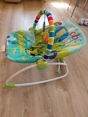 Infant Baby Bouncer Rocker in good condition