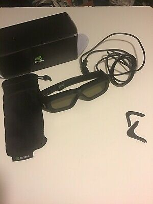 ~Rare~ NVidia 3D Vision 2 Wireless Glasses Great Shape
