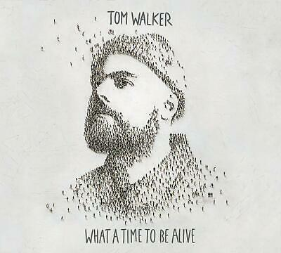 What A Time To Be Alive By Tom Walker Performer Format Audio CD 1 Mar. 2019 New