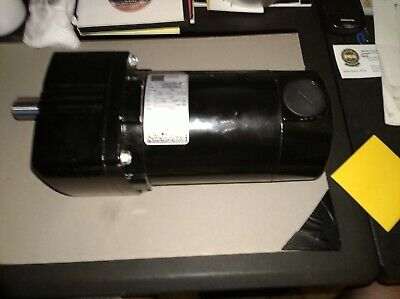 NEW Bodine Gearmotor, 1/4HP, 250 RPM, Time: CONT, Ratio: 10:1, TORQ 45 lb-in.