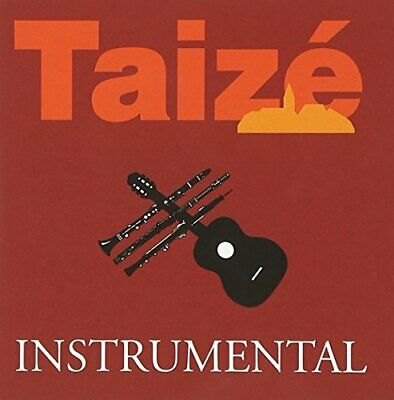Taize - Instrumental - Taize CD C9VG The Cheap Fast Free Post The Cheap Fast