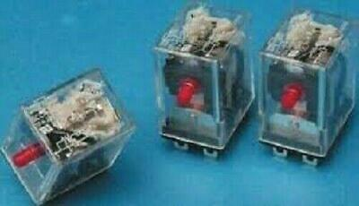Song Chuan 4PDT Non-Latching Relay PCB Mount, Coil - SCLD-W-B-LM-4PDT-C 12VDC