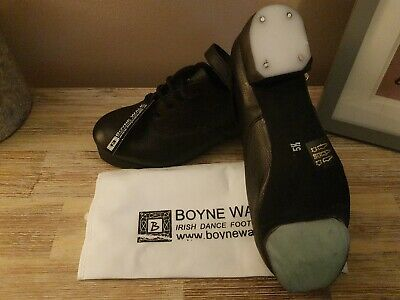 Super Storm Boyne Walk Heavy Irish dancing shoes Size 5 1/2 Brand-new unworn.