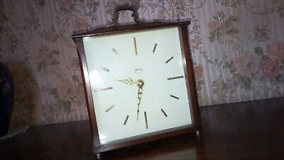 Vintage Smiths England   Carriage, Clock Working