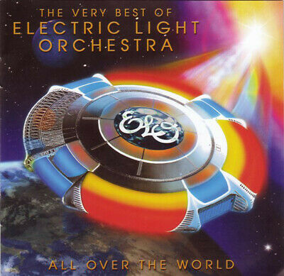 All Over The World - The Very Best Of Electric Light Orchestra CD 70S 80S