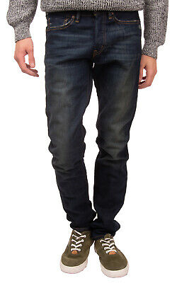 RRP €140 DENIM & SUPPLY RALPH LAUREN Jeans W30 L34 Distressed Worn Look Skinny