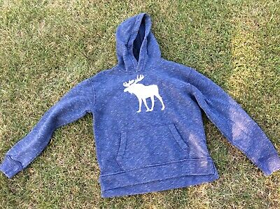 Abercrombie and Fitch Kids Camouflage Hoodie