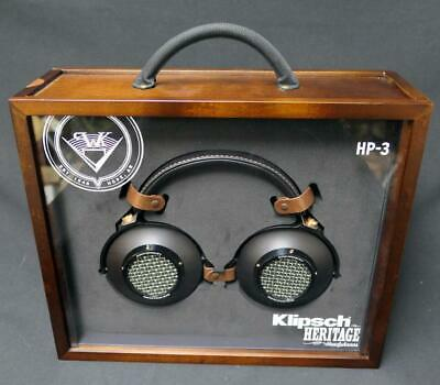 Klipsch Heritage HP-3 Over-the-ear headphones (Ebony)