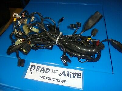 Triumph Trident 900  (1993)    Complete Wiring Harness / Loom