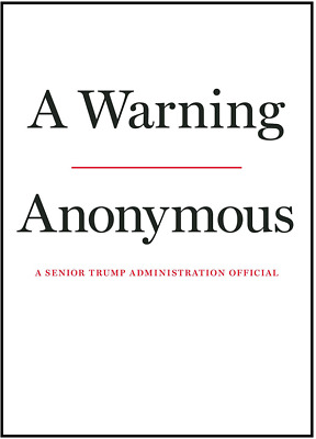A Warning by Anonymous November 19, 2019