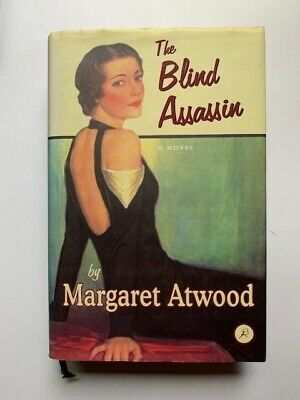 The Blind Assassin by Margaret Atwood: 1st printing /1st edition hardback, 2000