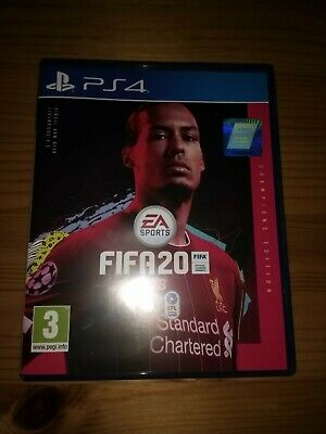 FIFA 20 Champions Edition (PS4) - No Ultimate Team code (already redeemed)