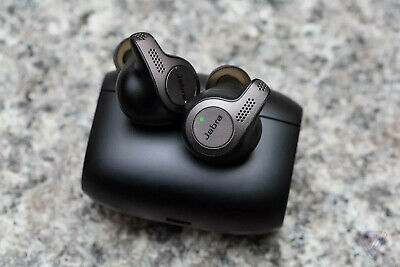 Jabra Elite Active 65t Wireless Earbud Headphones - Black - USED