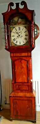 Longcase Clock 19Th Century