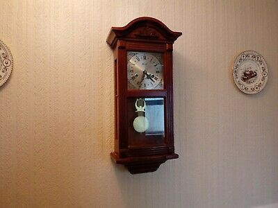 Lincoln 31 Day Chiming Wall Clock