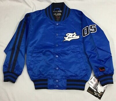 Vintage 90s FUBU Sports Jacket/Coat World Series Youth Boys Size Small NEW NWT!