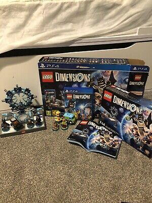 lego dimensions ps4 starter pack Bundle