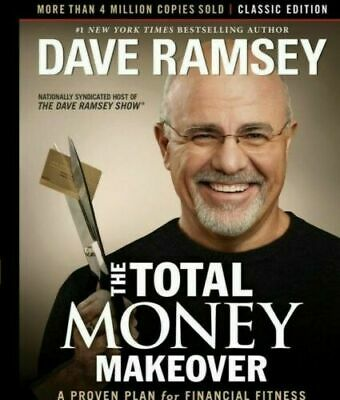 The Total Money. Makeover, by Dave Ramsey   (English Digital Book)
