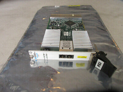 National Instruments NI PXI-8335 MXI-3 Fiber Optic Interface Module CompactPCI