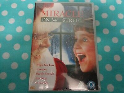 Miracle On 34th Street DVD (2006) Richard Attenborough, Mayfield (DIR) cert Unew