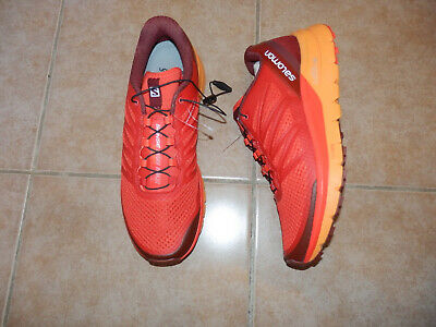 New SALOMON SENSE PRO MAX mens shoes  Sz -42,5EUR 9US  100% Authentic