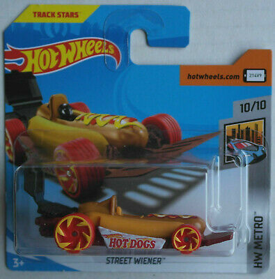 Street Wiener HOT WHEELS 2019 HW Metro neu in OVP 112