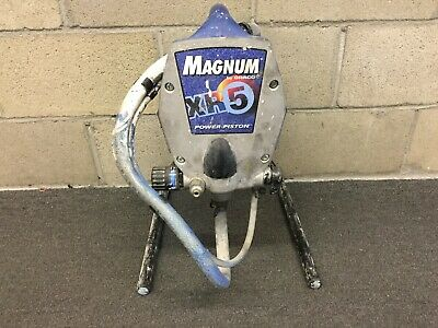 Graco Magnum XR5 Airless Paint Sprayer Tool!