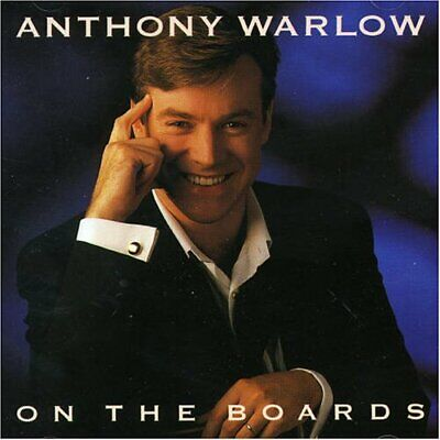 Warlow,Anthony - On the Boards - Warlow,Anthony CD Z5VG The Cheap Fast Free Post